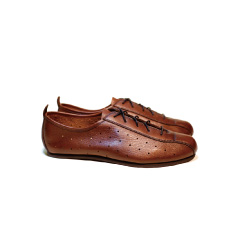 VELO CLUBMAN BIKE SHOES IN BROWN