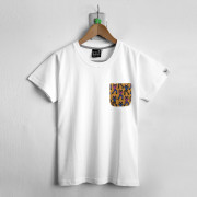‧Camera Uncle Pocket T-Shirt / 01-WHITE