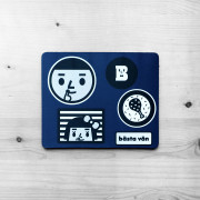 ‧BestFriend Graphic Mouse Pad / TYPE-1