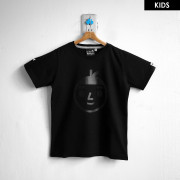 ‧Jumbo BoyFriend (Kids) / 03-BLACK