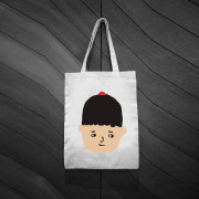 ‧BestFriend Tote Bag / BOY