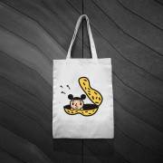 ‧BestFriend Tote Bag / GirlFriend In Peanut
