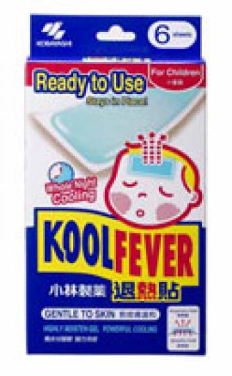Kool Fever Cooling Gel Patch review - ReviewStreamcom