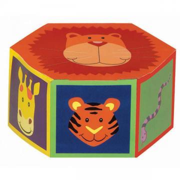 造型纸盒-森林动物