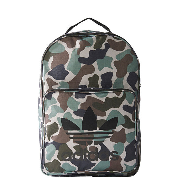 Originals Classic Backpack Camo BQ6084 後背包 迷彩