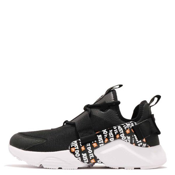 W AIR HUARACHE CITY LOW PRM AO3140-001 武士鞋 女鞋 黑白
