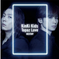 Topaz Love/DESTINY初回版A(CD+DVD)