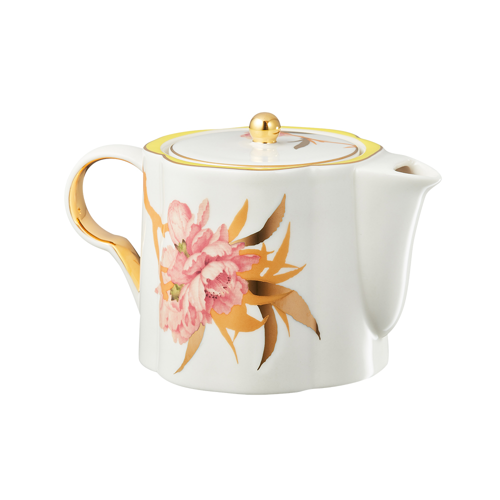 Peach Blossom Enchantment /Teapot