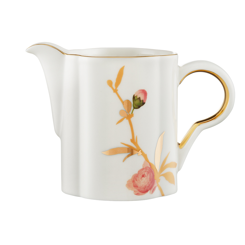 Peach Blossom Enchantment /Creamer jar