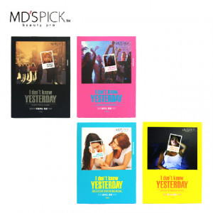 【MD'S PICK】I DON'T KNOW YESTERDAY (四款任選)