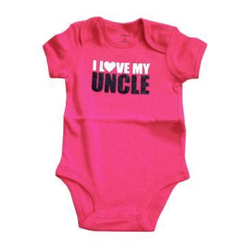 Carter's 我愛叔叔包屁衣