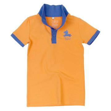 32U經典POLO衫(橘)