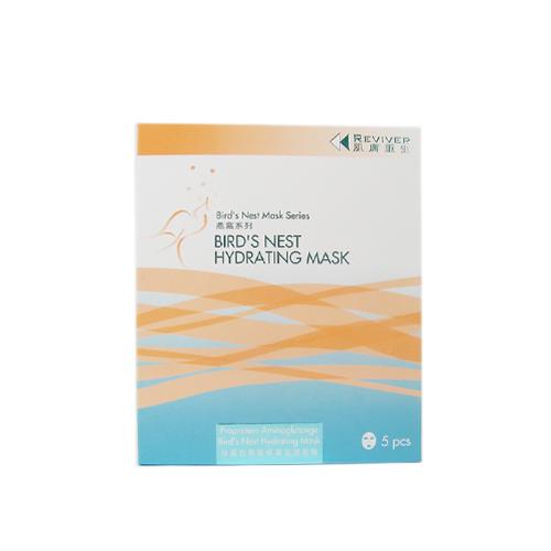 REVIVER 肌膚重生 絲蛋白燕窩保濕滋潤面膜 5pcs