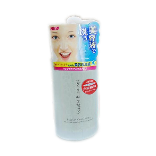 [日本原裝進口]Cleans Express CX水感保濕洗顏精華 200ml