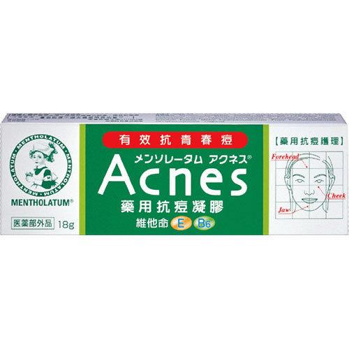 MENTHOLATUM曼秀雷敦Acnes藥用抗痘凝膠 18g