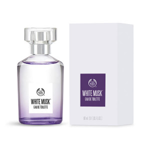 THE BODY SHOP 白麝香 女性淡香水 100ML