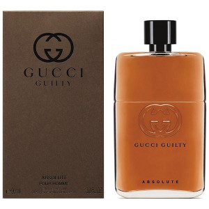 GUCCI Guilty Absolute 罪愛 完美浪漫 男性淡香精