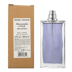 Abercrombie & Fitch First Instinct 同名 經典 淡香水 TESTER 100ML