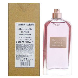 Abercrombie & Fitch First Instinct 同名 經典 女性淡香精  TESTER 100ML