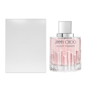 JIMMY CHOO ILLICIT FLOWER 慾望城市 女性淡香水 TESTER 100ML