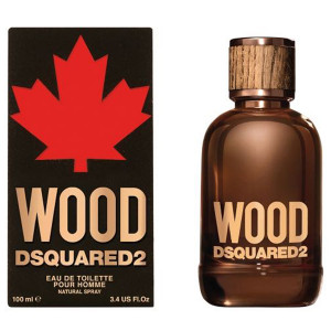 DSQUARED2   WOOD 天性 男性淡香水 100ML