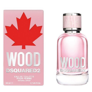 DSQUARED2 WOOD 天性 女性淡香水