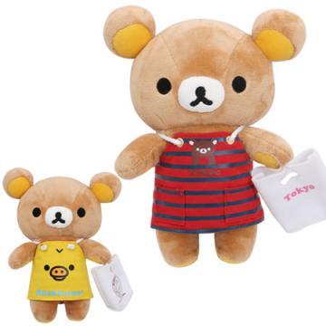 ˙双面设计的围裙搭配,非常可爱呢~       ˙就是要熊熊陪你一
