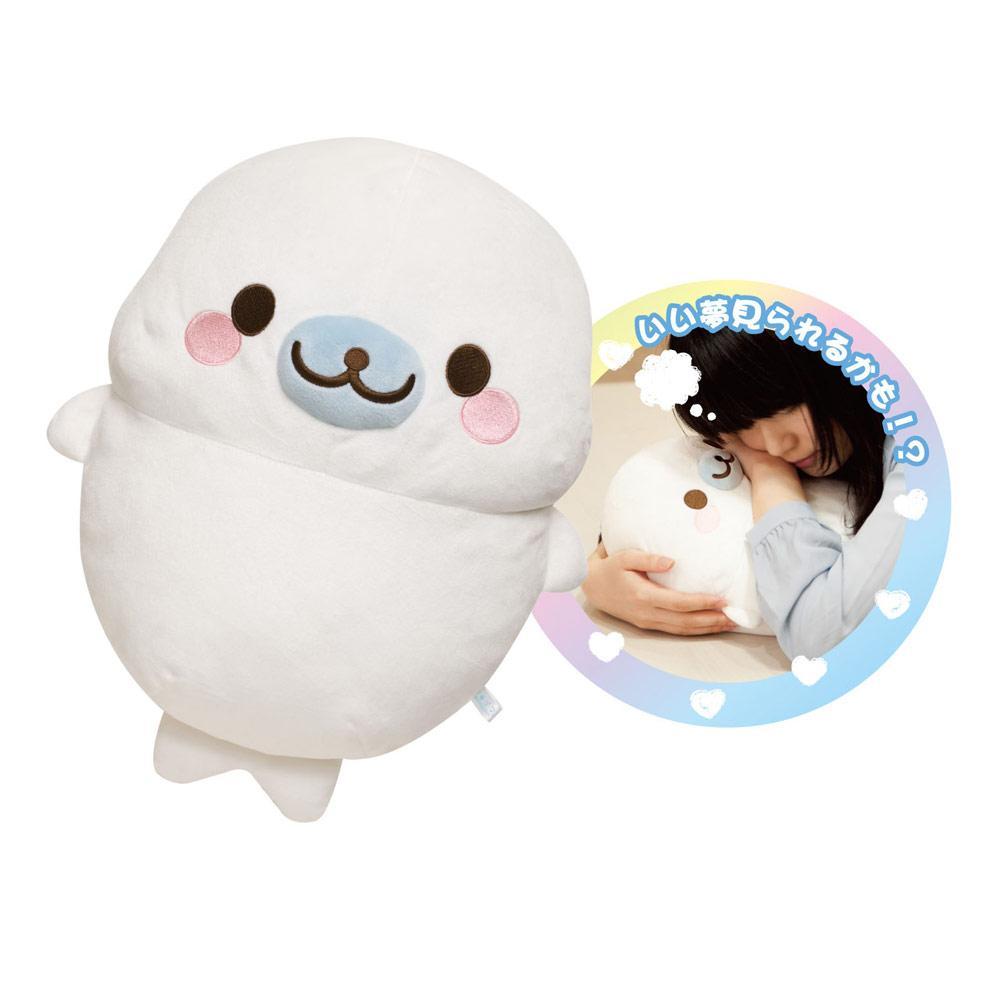 ˙可爱海豹休息午安枕,让您补充一整天的体力安稳休息喔!