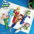 [全家] 迪士尼。皮克斯大明星FUN手玩雙色筆(全6種)