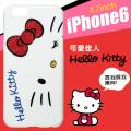 Hello Kitty iPhone6 4.7吋晶鑽手機殼。face
