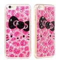 Hello Kitty iPhone6 4.7吋滿鑽手機殼。face