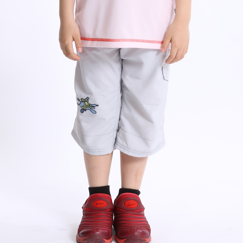 VITAL SOFTDRY 抗UV童休閒活力五分褲