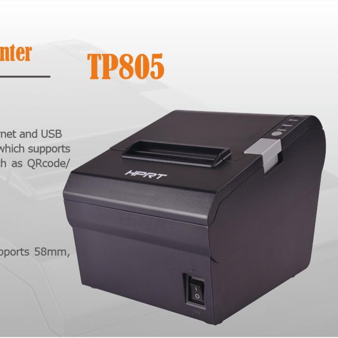 熱感收據機TP-805