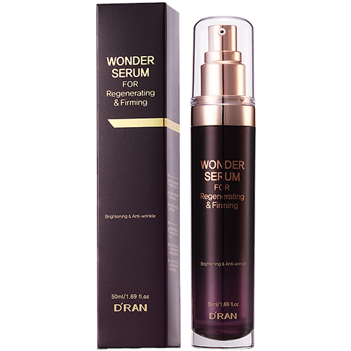 DRAN 植萃7抗皺奇肌精華 (New Wonder Serum for Regenerating & Firming) 50ml
