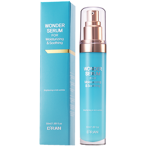 DRAN 藻萃7保濕奇肌精華 (New Wonder Serum for Moisturizing & Soothing) 50ml