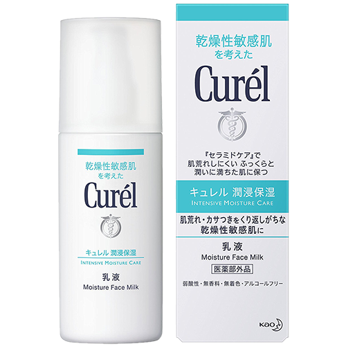 CUREL 潤浸保濕乳液 (Moisture Face Milk) 120ml