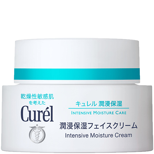 CUREL 潤浸保濕深層乳霜 (Intensive Moisture Cream) 40ml