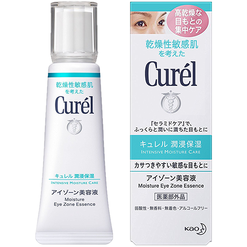 CUREL 潤浸保濕眼部精華 (Moisture Eye Zone Essence) 20ml