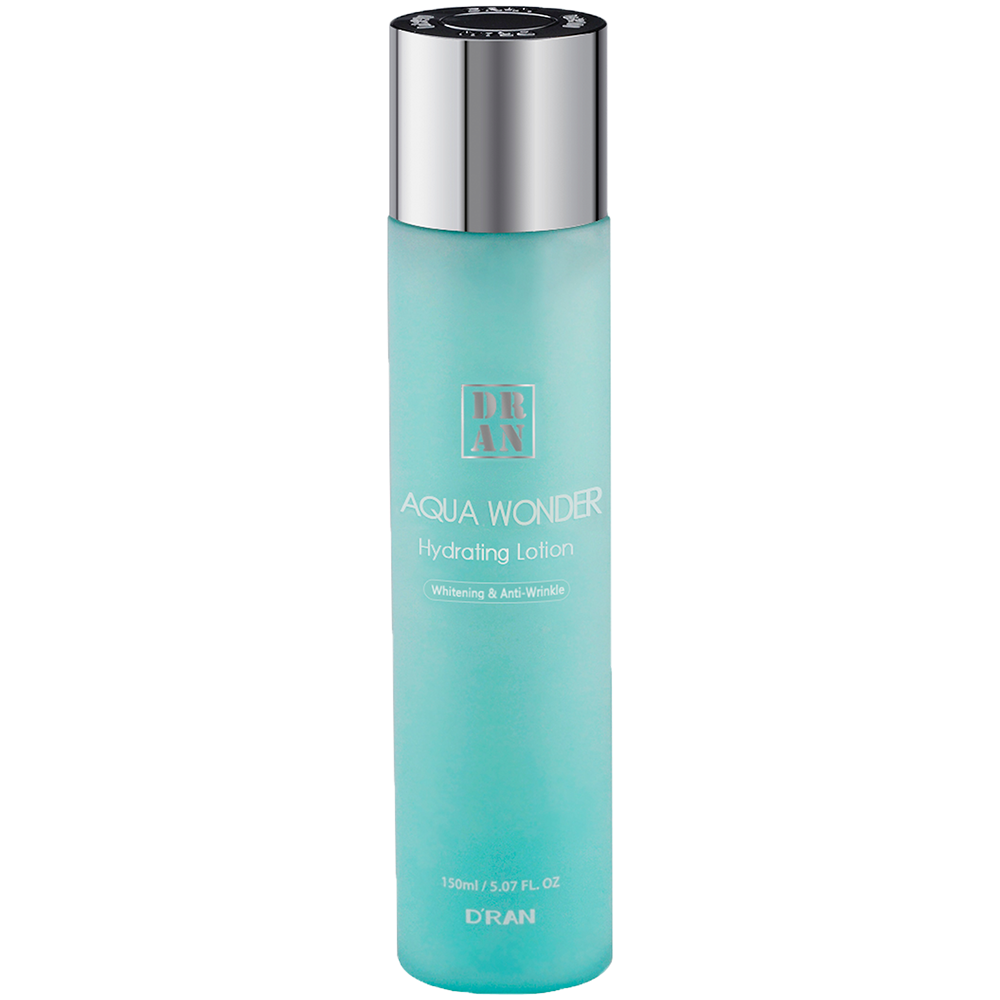 DRAN 海藻極萃冰川水凝乳 (New Aqua Wonder Hydrating Lotion) 150ml
