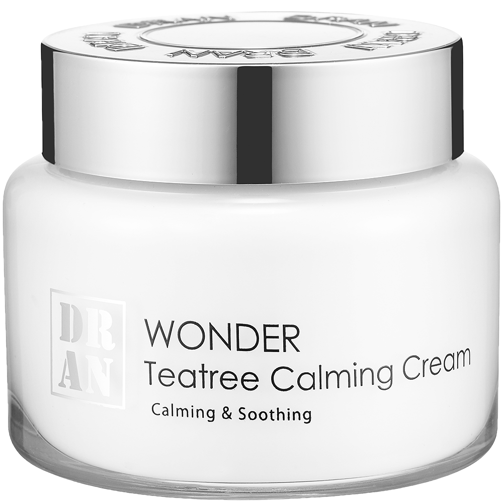 DRAN 茶樹維他命E調理霜 (New Wonder Tea Tree Calming Cream) 100ml