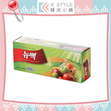 NEW WRAP  NEW BAG 保鮮袋 (小)