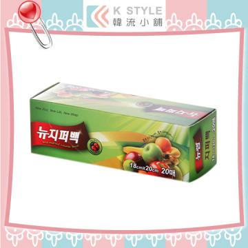 NEW WRAP  NEW BAG 保鮮袋 17cm*25cm(小)1盒100入
