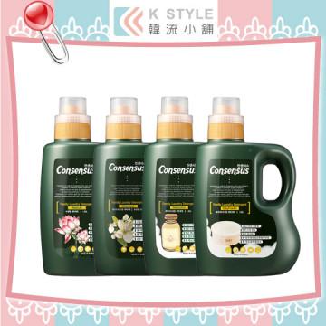 【 Consensus  】 康善秀香氛衣物柔軟精補充包 2.1L