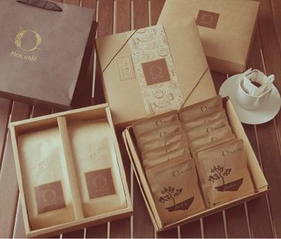 典雅咖啡禮盒(2盒組)—免運費