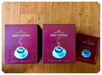 (C)濾掛咖啡二盒組   免運費
