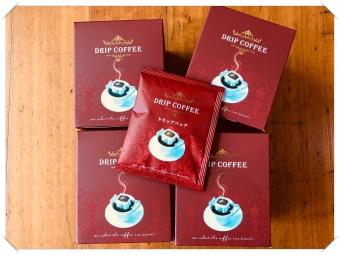 (D)濾掛咖啡四盒組   免運費
