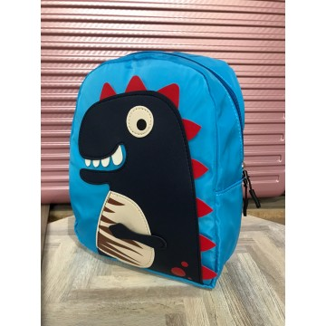 兒童可愛外出包 恐龍造型 出遊好背 零食包包