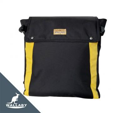 【WALLABY 袋鼠牌】MIT 台灣製造 休閒背包 書包 外出背包 輕量防潑水 多色 HSK-2121