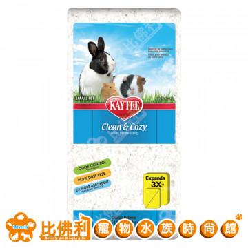 KAYTEE 白色寵物墊料(紙棉)24.6L