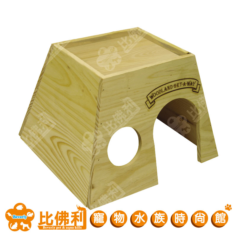 KAYTEE 木製城樓